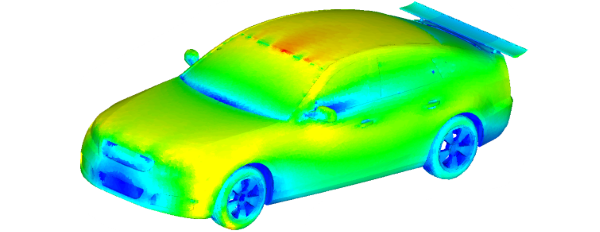 3D CFD Software for Aerodynamics Analysis